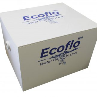 WPS Ecoflo Filtration Unit essential for the responsible screen printer