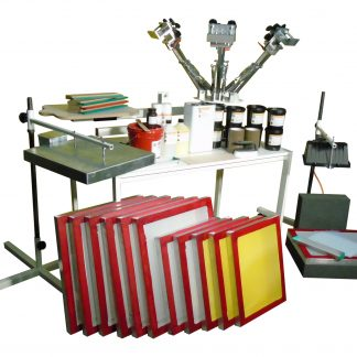 Screen Printing Kits and Packages