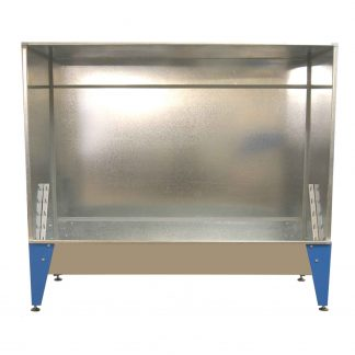 Stainless Steel Washout Booth