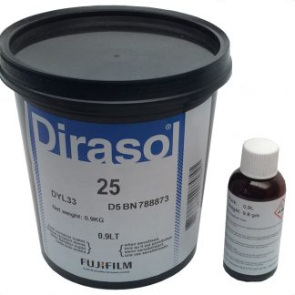 Sericol Dirasol 25 Screen Printing Emulsion