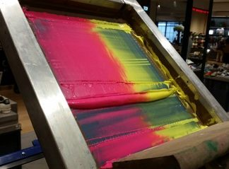 Screen Printing Courses