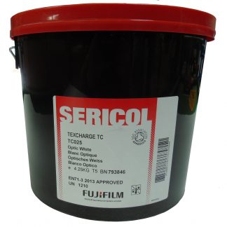 Sericol TexCharge TC Discharge Waterbased Textile Inks