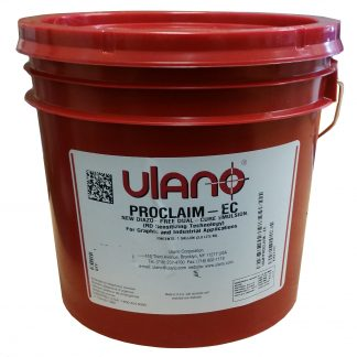 Ulano Proclaim EC Screen Printing Emulsion