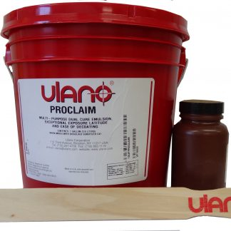Ulano Proclaim Screen Printing Emulsion