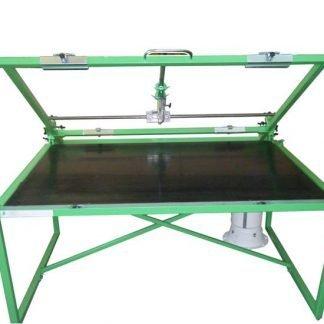 Screen Printing hand bench