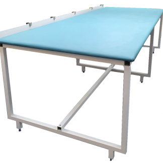 Screen Printing Fabric Tables