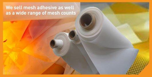 Mesh / Mesh Adhesive