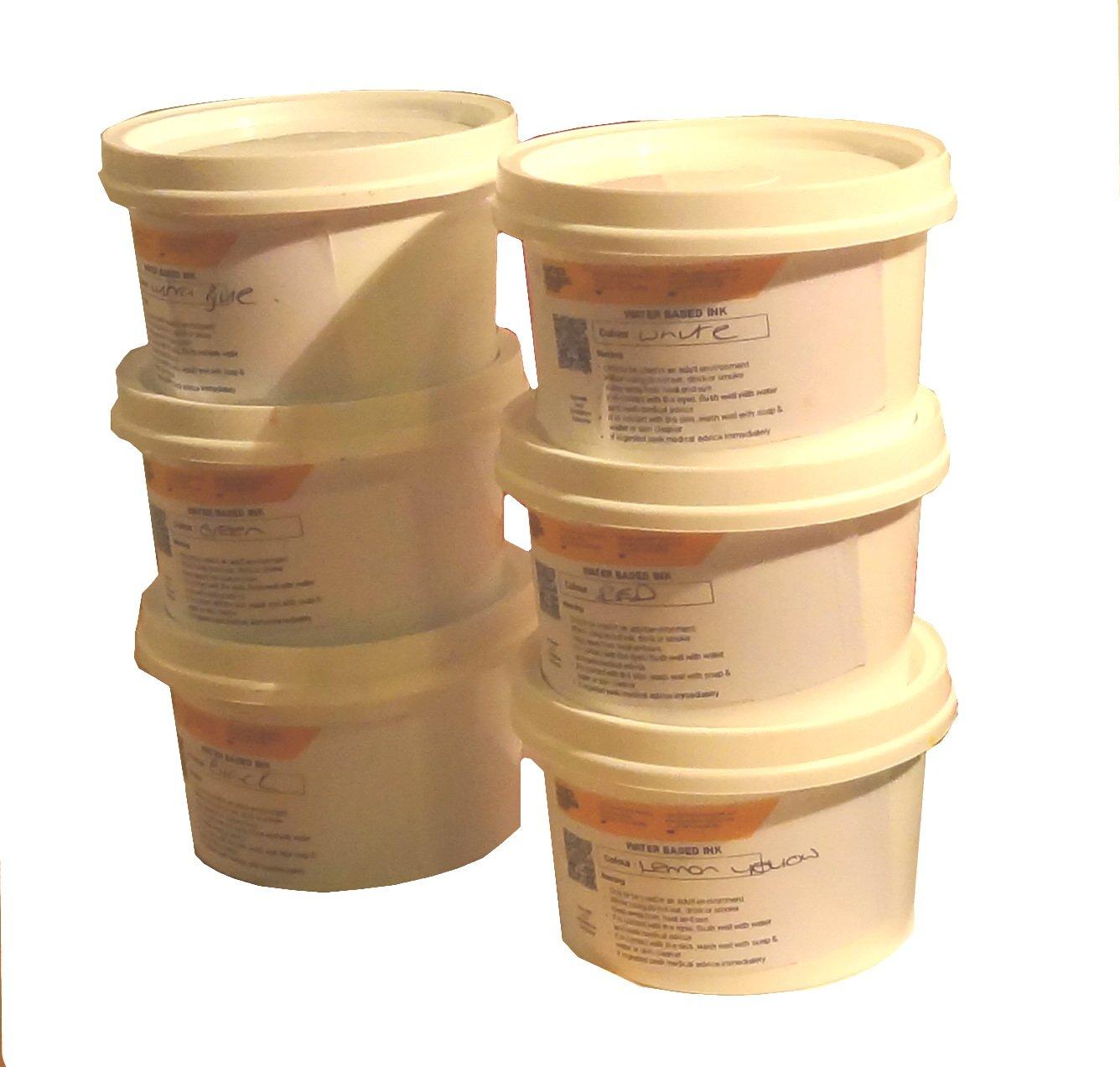 Waterbased Selection Packs