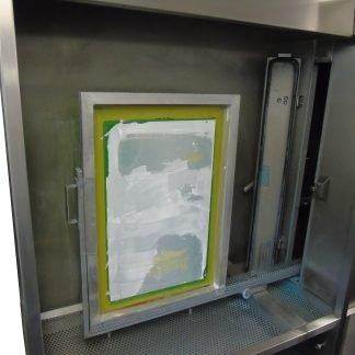 Automatic Screen Printing Washing Machine